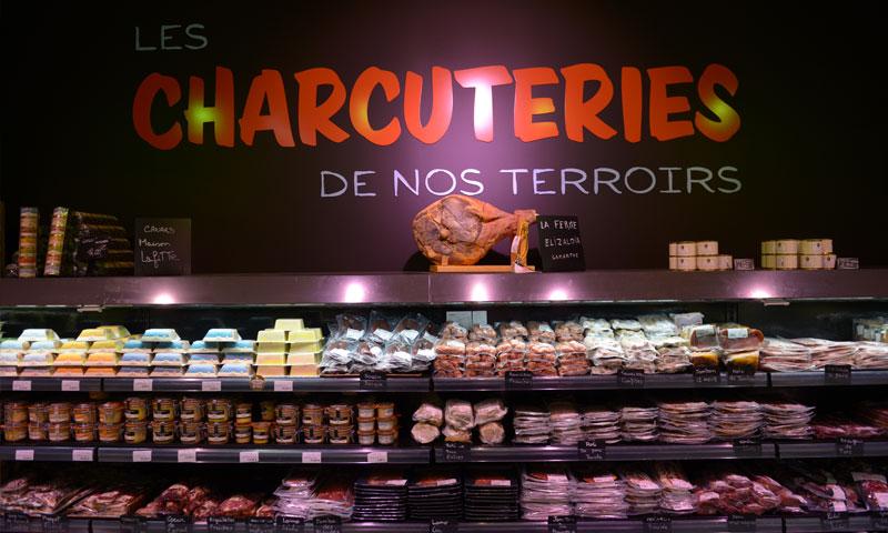 Coeur de Frais - charcuterie magasin Bayonne